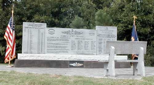 TULLIBEE Memorial site - Ocean Springs MS